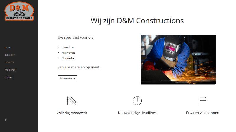 dmconstructions.be